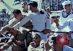 Image of Victory over Japan day Honolulu Hawaii USA, 1945, second 56 stock footage video 65675051646