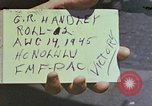 Image of Victory over Japan day Honolulu Hawaii USA, 1945, second 2 stock footage video 65675051648