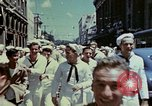Image of Victory over Japan day Honolulu Hawaii USA, 1945, second 40 stock footage video 65675051648