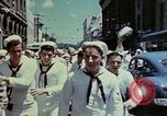 Image of Victory over Japan day Honolulu Hawaii USA, 1945, second 41 stock footage video 65675051648
