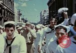 Image of Victory over Japan day Honolulu Hawaii USA, 1945, second 42 stock footage video 65675051648