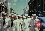 Image of Victory over Japan day Honolulu Hawaii USA, 1945, second 45 stock footage video 65675051648