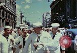 Image of Victory over Japan day Honolulu Hawaii USA, 1945, second 46 stock footage video 65675051648