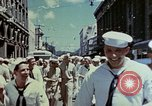 Image of Victory over Japan day Honolulu Hawaii USA, 1945, second 47 stock footage video 65675051648