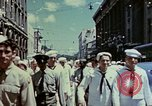 Image of Victory over Japan day Honolulu Hawaii USA, 1945, second 52 stock footage video 65675051648