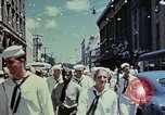 Image of Victory over Japan day Honolulu Hawaii USA, 1945, second 54 stock footage video 65675051648