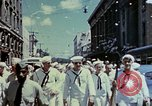 Image of Victory over Japan day Honolulu Hawaii USA, 1945, second 55 stock footage video 65675051648