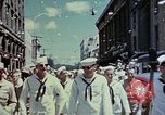 Image of Victory over Japan day Honolulu Hawaii USA, 1945, second 56 stock footage video 65675051648