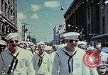 Image of Victory over Japan day Honolulu Hawaii USA, 1945, second 57 stock footage video 65675051648