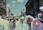 Image of Victory over Japan day Honolulu Hawaii USA, 1945, second 58 stock footage video 65675051648