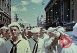 Image of Victory over Japan day Honolulu Hawaii USA, 1945, second 59 stock footage video 65675051648