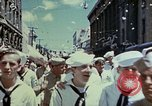 Image of Victory over Japan day Honolulu Hawaii USA, 1945, second 60 stock footage video 65675051648