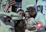 Image of Victory over Japan day Honolulu Hawaii USA, 1945, second 17 stock footage video 65675051649