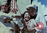 Image of Victory over Japan day Honolulu Hawaii USA, 1945, second 19 stock footage video 65675051649