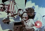 Image of Victory over Japan day Honolulu Hawaii USA, 1945, second 20 stock footage video 65675051649