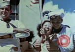 Image of Victory over Japan day Honolulu Hawaii USA, 1945, second 22 stock footage video 65675051649