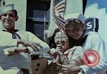 Image of Victory over Japan day Honolulu Hawaii USA, 1945, second 23 stock footage video 65675051649