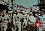 Image of Victory over Japan day Honolulu Hawaii USA, 1945, second 31 stock footage video 65675051649