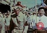 Image of Victory over Japan day Honolulu Hawaii USA, 1945, second 33 stock footage video 65675051649
