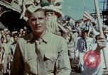 Image of Victory over Japan day Honolulu Hawaii USA, 1945, second 34 stock footage video 65675051649