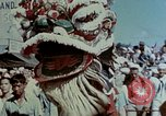 Image of Victory over Japan day Honolulu Hawaii USA, 1945, second 36 stock footage video 65675051649