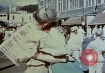 Image of Victory over Japan day Honolulu Hawaii USA, 1945, second 47 stock footage video 65675051649