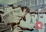 Image of Victory over Japan day Honolulu Hawaii USA, 1945, second 50 stock footage video 65675051649