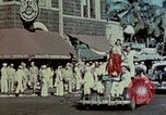 Image of Victory over Japan day Honolulu Hawaii USA, 1945, second 52 stock footage video 65675051649