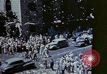 Image of Victory over Japan day Honolulu Hawaii USA, 1945, second 9 stock footage video 65675051650