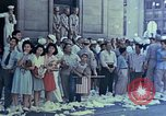 Image of Victory over Japan day Honolulu Hawaii USA, 1945, second 35 stock footage video 65675051650
