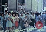 Image of Victory over Japan day Honolulu Hawaii USA, 1945, second 37 stock footage video 65675051650