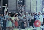 Image of Victory over Japan day Honolulu Hawaii USA, 1945, second 38 stock footage video 65675051650