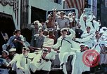 Image of Victory over Japan day Honolulu Hawaii USA, 1945, second 51 stock footage video 65675051650