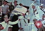 Image of Victory over Japan day Honolulu Hawaii USA, 1945, second 56 stock footage video 65675051650