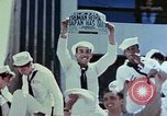 Image of Victory over Japan day Honolulu Hawaii USA, 1945, second 58 stock footage video 65675051650