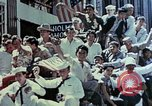 Image of Victory over Japan day Honolulu Hawaii USA, 1945, second 60 stock footage video 65675051650
