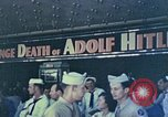 Image of Victory over Japan day Honolulu Hawaii USA, 1945, second 4 stock footage video 65675051651