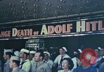 Image of Victory over Japan day Honolulu Hawaii USA, 1945, second 7 stock footage video 65675051651
