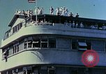 Image of Victory over Japan day Honolulu Hawaii USA, 1945, second 26 stock footage video 65675051651