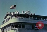 Image of Victory over Japan day Honolulu Hawaii USA, 1945, second 27 stock footage video 65675051651
