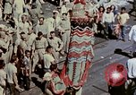 Image of Victory over Japan day Honolulu Hawaii USA, 1945, second 56 stock footage video 65675051651