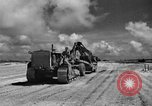 Image of Expansion of airfield Saipan Marianas Islands, 1944, second 15 stock footage video 65675051687