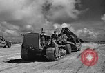 Image of Expansion of airfield Saipan Marianas Islands, 1944, second 16 stock footage video 65675051687