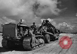 Image of Expansion of airfield Saipan Marianas Islands, 1944, second 17 stock footage video 65675051687