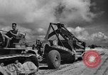 Image of Expansion of airfield Saipan Marianas Islands, 1944, second 19 stock footage video 65675051687