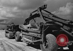 Image of Expansion of airfield Saipan Marianas Islands, 1944, second 24 stock footage video 65675051687