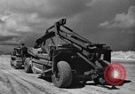 Image of Expansion of airfield Saipan Marianas Islands, 1944, second 25 stock footage video 65675051687