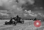 Image of Expansion of airfield Saipan Marianas Islands, 1944, second 28 stock footage video 65675051687