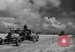 Image of Expansion of airfield Saipan Marianas Islands, 1944, second 30 stock footage video 65675051687