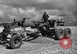 Image of Expansion of airfield Saipan Marianas Islands, 1944, second 34 stock footage video 65675051687